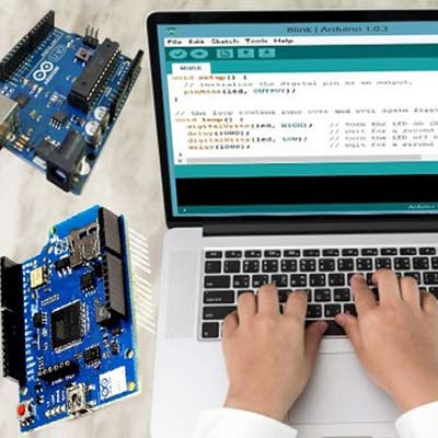 Программирование Arduino и Raspberry Pi