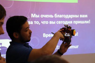 Бесплатный мастер класс по робототехнике