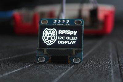 i2c oled display arduino