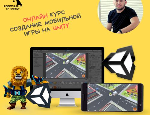 Создание мобильной игры на движке Unity